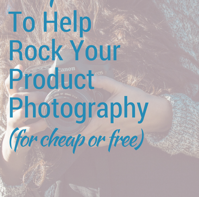 7 Links to Help You Rock Your Product Photography