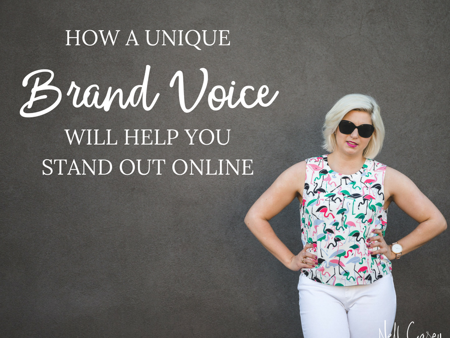 Why a Unique Tone of Voice Matters for Your Brand