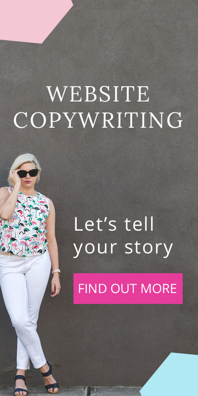website copywriting melbourne