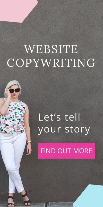 website copywriting melbourne